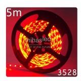 Taśma LED 5m 60led/m SMD 3528 czerwony