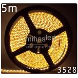 Taśma LED 5m 120led/m SMD 3528 biały ciepły