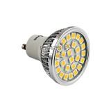Żarówka LED GU10 27 LED SMD 5050 230 V biała ciepła