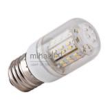 Żarówla LED E27 48 LED, SMD 3014 230V biała ciepła
