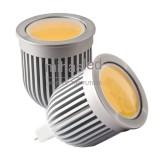 Żarówka LED GU5,3 COBRA 5 W 230 V biała ciepła