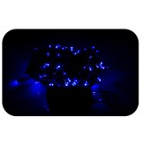 Lampki choinkowe 100 LED niebieski