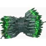 Lampki choinkowe tradycyjne 100 zielony