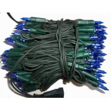 Lampki choinkowe tradycyjne 200 niebieski